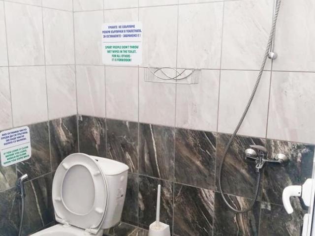 Тоалетни в къмпинга