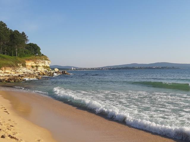 плаж в китен